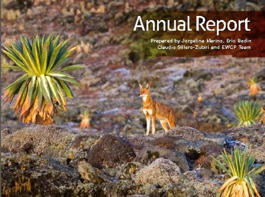 EWCP annual report 2017